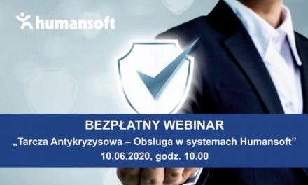 Tarcza Antykryzysowa – Obsługa w systemach Humansoft