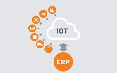 Integracja IoT z systemem ERP