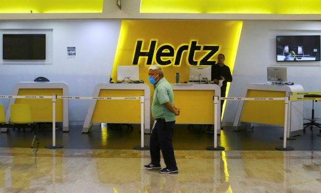 Porażka cyfrowej transformacji w firmie HERTZ?