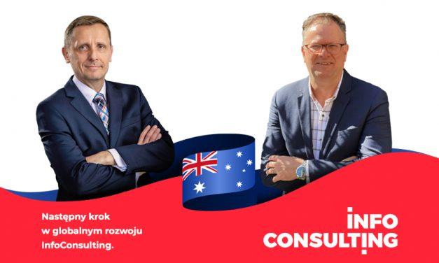 InfoConsulting rozszerza działalność na Australię i Nową Zelandię